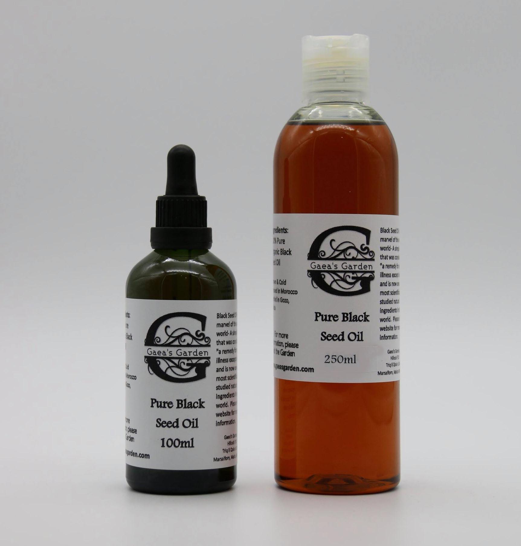 Black Seed Oil, 100ml