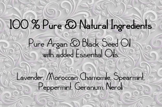 sos pure ingredients
