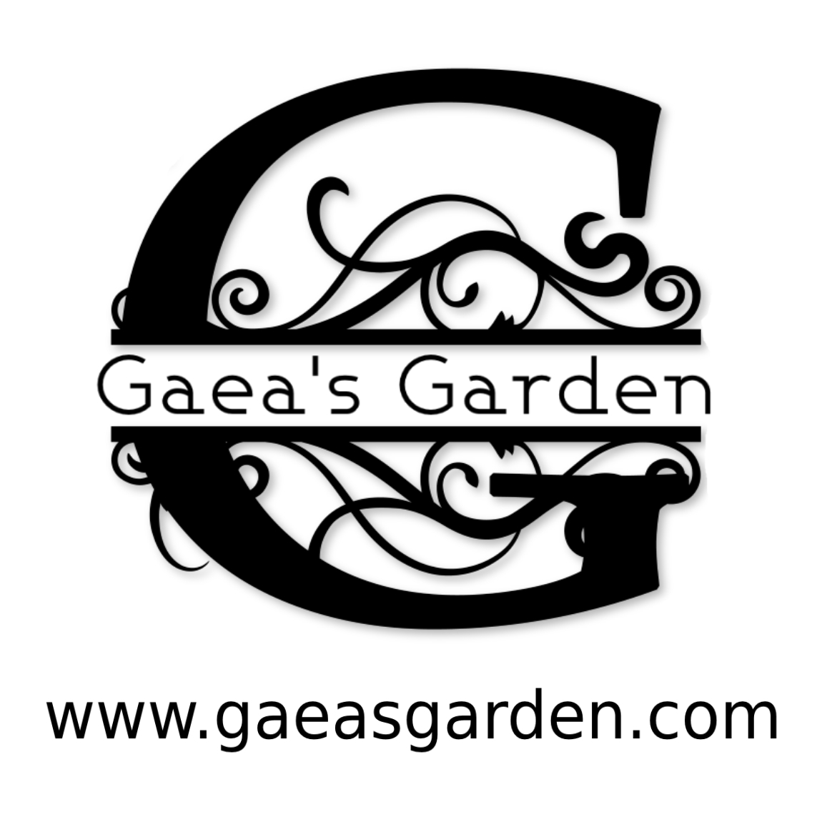 gg logo with webaddress